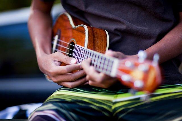 ukulele lesson