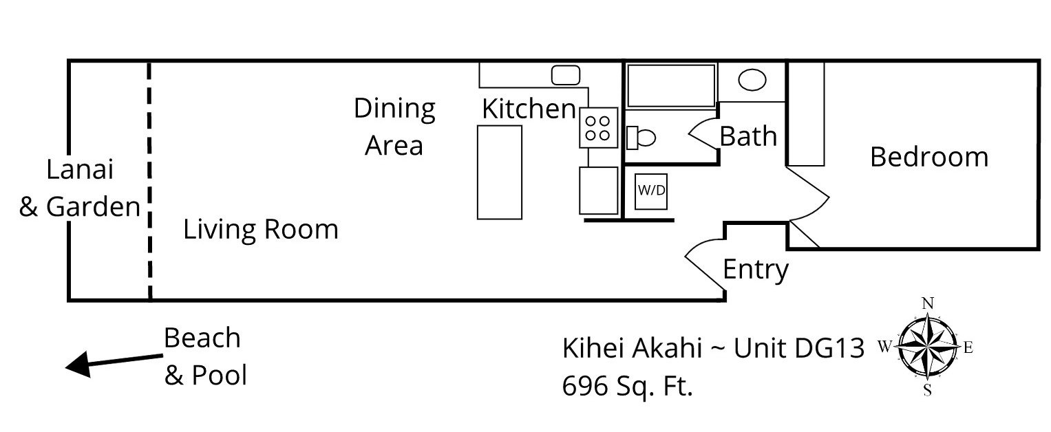 DG13 Floor Plan