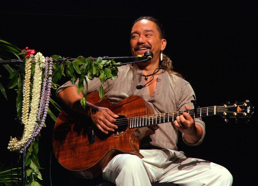 Keali'i Reichel Concert Maui Arts Cultural Center