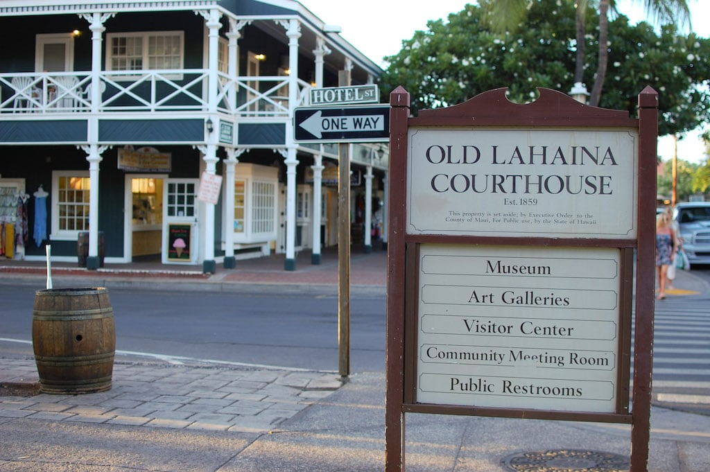 Step Back In Time At the Lahaina Heritage Museum