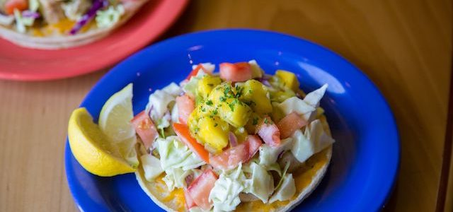 My Favorite Fish Tacos On Maui