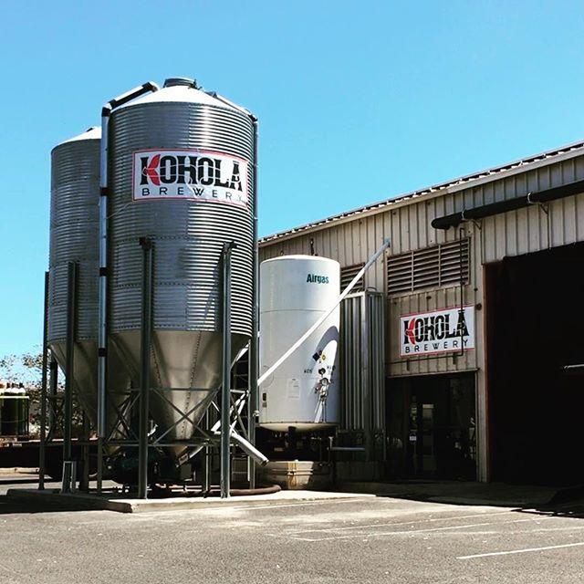 Kohola Brewery Lahaina