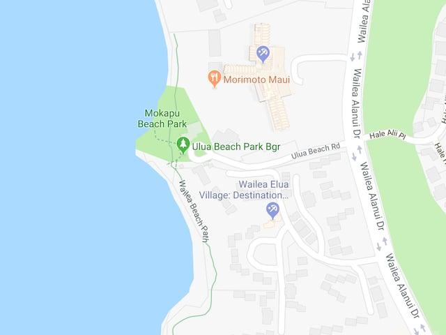 Beach Yoga Maui
