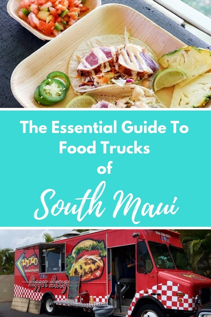 The Essential Guide To Food Trucks Of South Maui | Delicious & Cheap Eats On Wheels - www.AlohaCondoRental.com Vacation Rental Maui