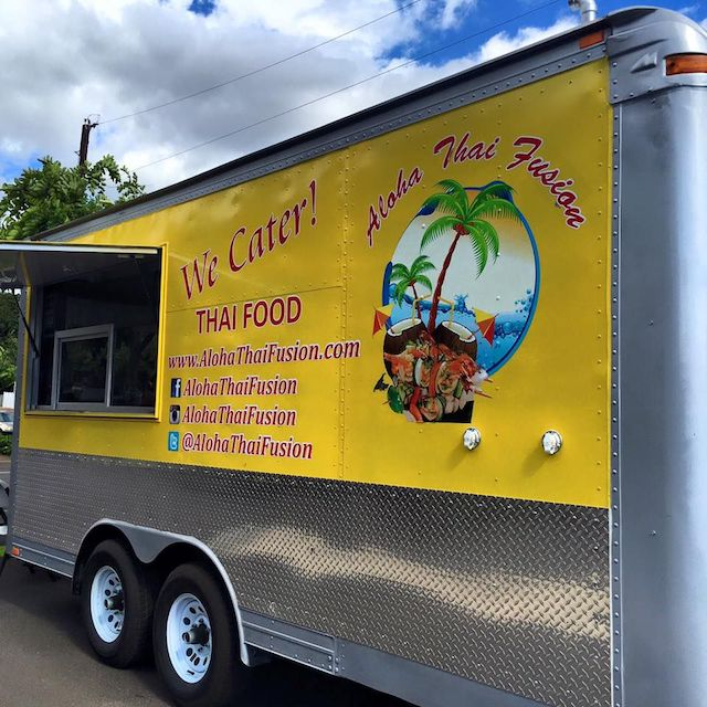 Guide To Food Trucks Of South Maui