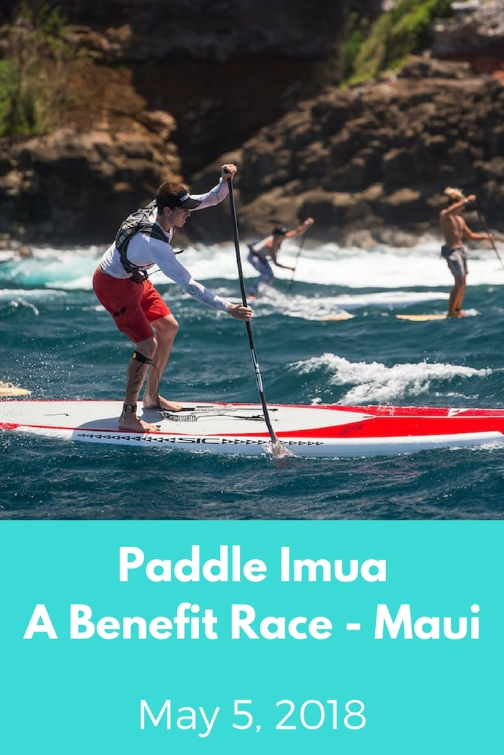 Paddle Imua - A Benefit Race For Camp Imua Serving Special Needs Children