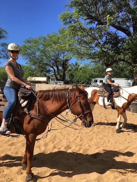 Horseback Riding In Maui