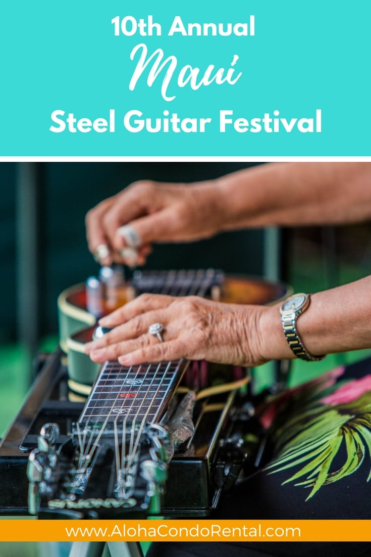 Maui Steel Guitar Festival