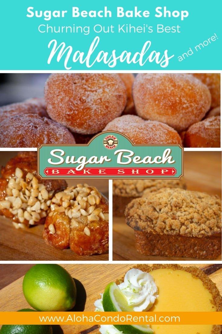 Sugar Beach Bake Shop - www.AlohaCondoRental.com Vacation Rental Maui