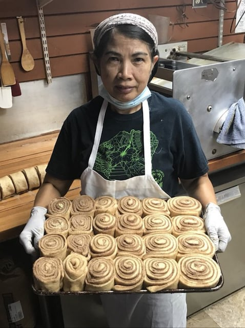 Cinnamon Roll Place Maui
