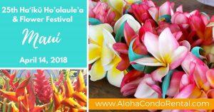 Haiku Hoolaule'a Flower Festival