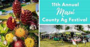 Maui County Ag Festival