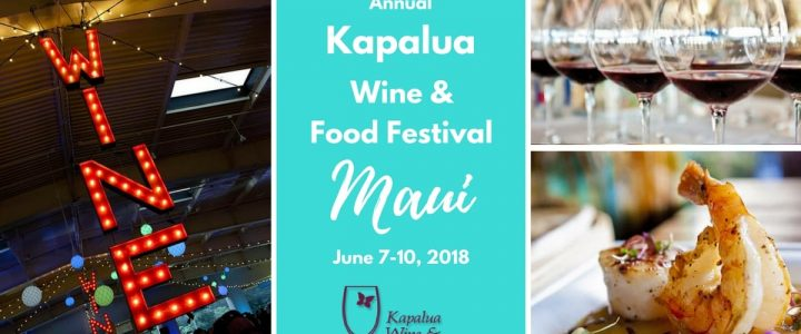 Kapalua Wine Food Festival