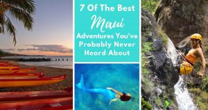 Best Maui Adventures