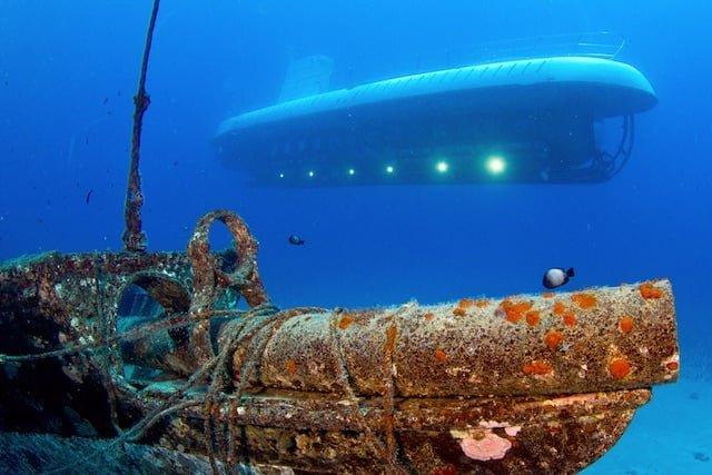 Atlantis Submarine Ride Maui