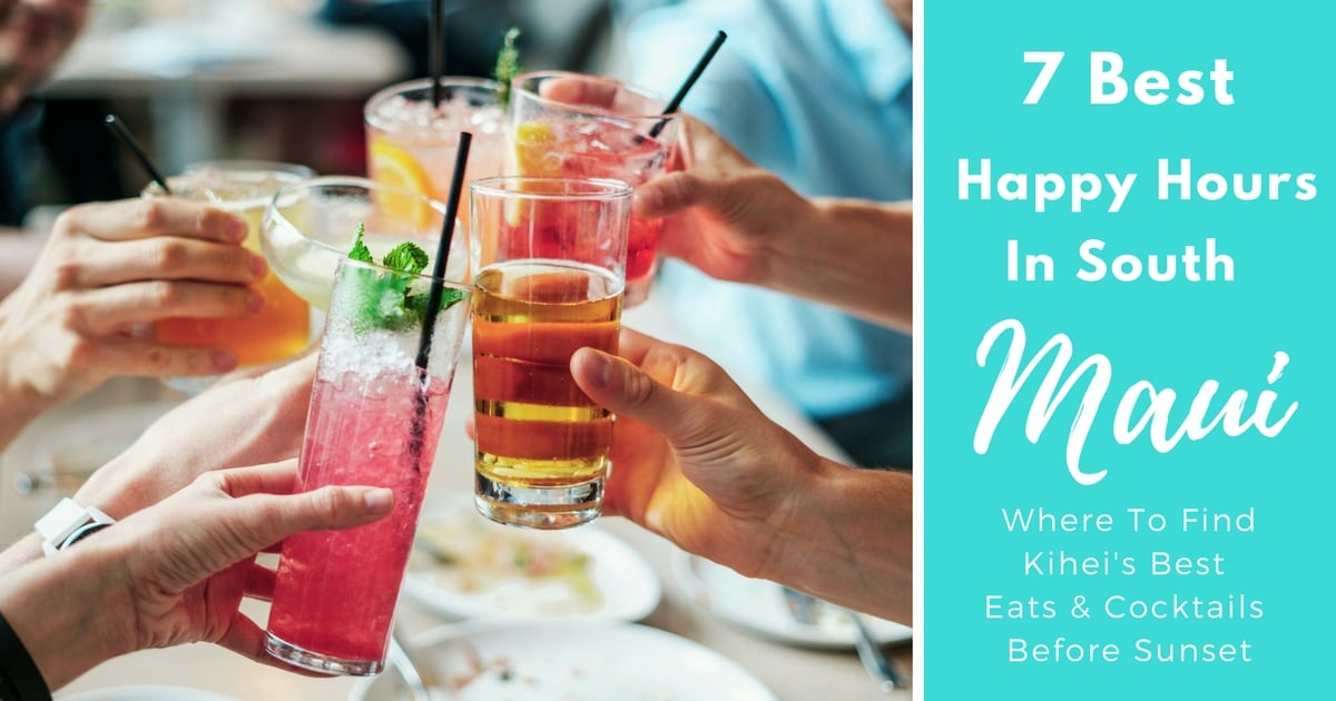 Best Happy Hours Maui
