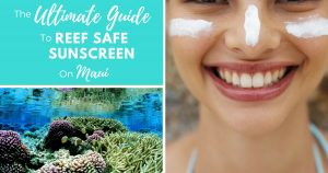 Guide to Reef Safe Sunscreen
