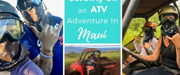 Get Dirty On An Island ATV Adventure In Lahaina Maui