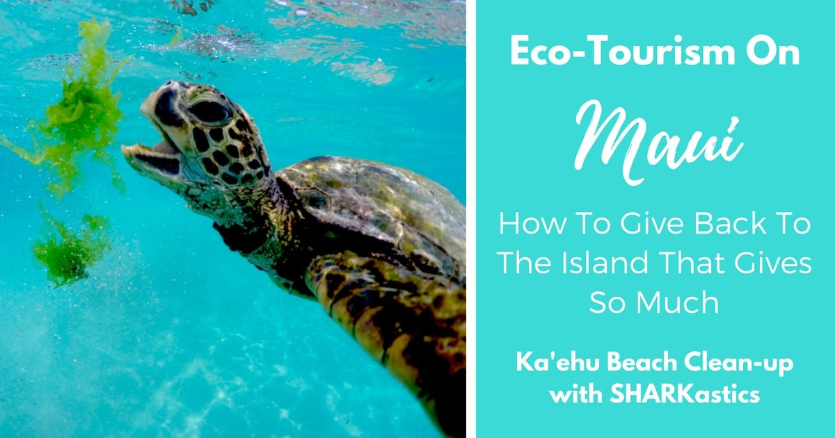 Eco-Tourism On Maui