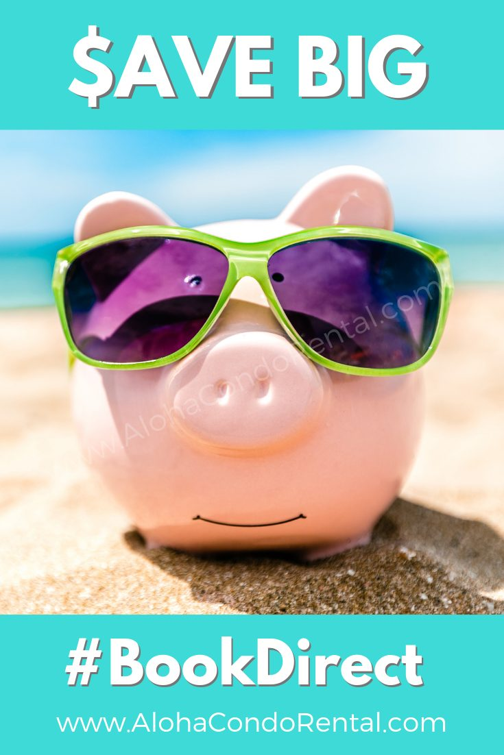 Keep Your Money In The Bank When You #BookDirect